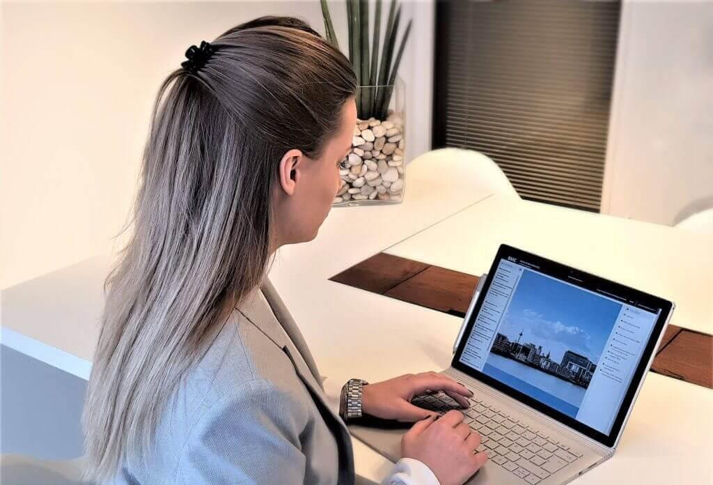 Online Case Study in der Anwendung