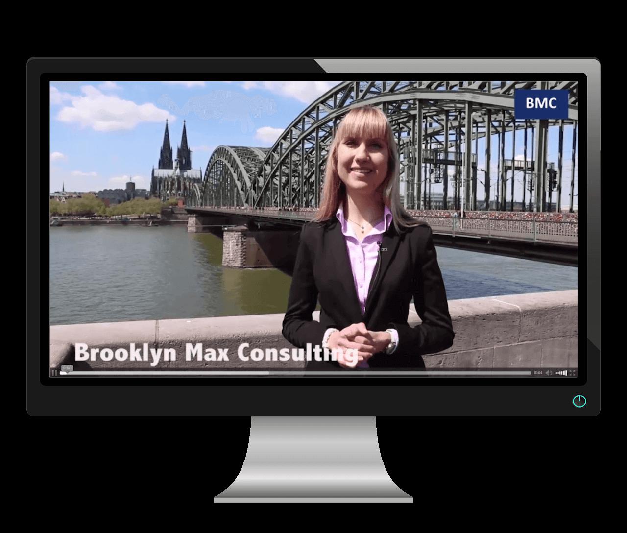 Intro Video des Online Assessment Centers