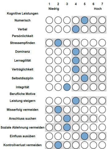 Potenzialanalyse für Führungskräfte